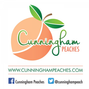 Cunningham Peaches are coming to Okeene!