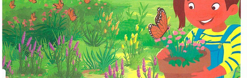 Juniper's Butterfly Garden